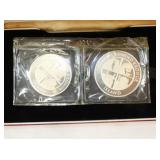 1974 ICELAND SILVER COINS