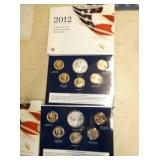 2012 DOLLAR MINT SET
