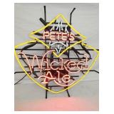 PETES WICKED ALE NEON 3 COLORS