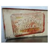VIEW 2 LEFT SIDE RC COLA SIGN