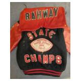 VIEW 2 CLOSE UP LETTER MENS JACKET