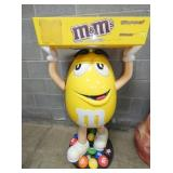 M&M 4FT STORE DISPLAY