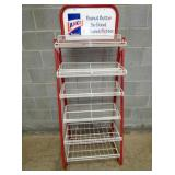 LANCES STORE DISPLAY RACK