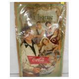 16X27 AT HOME COKE CARD BOARD