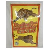 28X42 RINGLING BROTHERS CIRCUS POSTER