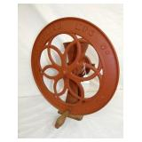 CAST ENTERPRISE MILL GRINDER WITH 14IN WHEEL