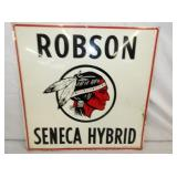 18/18 1962 ROBSON SENECA HYBRID SIGN
