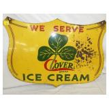 VIEW 2 OTHER SIDE CLOVER ICE CREAM