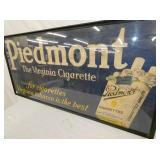 VIEW 2 PIEDMONT TOBACCO CLOTH SIGN