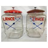 LANCE JARS WITH METAL LIDS