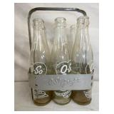 O-SO GRAPE SIX PACK CARRIER WITH BOTTLES