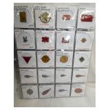 100PCS HIGH POINT COLLECTION TOBACCO TAGS