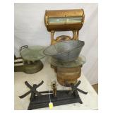 GROUP PICTURE COUNTRY STORE SCALES