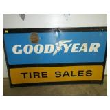 36X60 GOODYEAR TIRE SALES SIGN