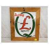 15X12 STERLING QUALITY SIGN