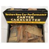 VIEW 2 CLOSEUP CARTER CARBURETER DISPLAY