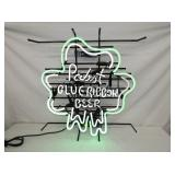 PABST BLUE RIBBON NEON