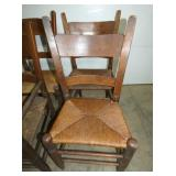 VIEEW 2 MULE BACK CHAIRS