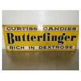 10X24 BUTTERFINGER SIGN