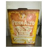 1G. PENN-AUTO OIL CAN