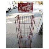 COCA COLA BOTTLE RACK