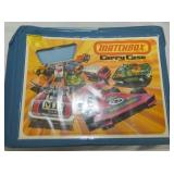 ORG. MATCHBOX CAR CASE