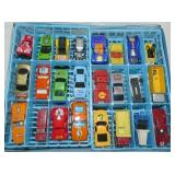 VIEW 2 W/MATCHBOX CARS