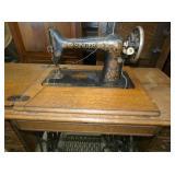 VIEW 2 W/ORG. SEWING MACHINE