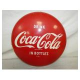 16IN. COCA COLA BUTTON