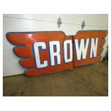 VIEW 2 EARLY CROWN SIGN