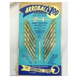 OLD STOCK ARROBALL EASLE BACK