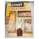 EARLY PLAYBOY MAGIZINES