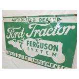 VIEW 4 CLOSEUP OTHERSIDE FORD TRACTOR FERGUSON
