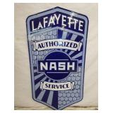 VIEW 4 OTHERSIDE RARE LAFAYETE NASH SIGN