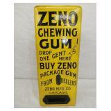 7X16 1908 ZENO CHEWING GUM COIN OP