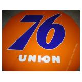 VIEW 3 2PC. SSP UNION 76 SIGN
