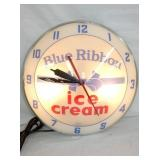 15IN BLUE RIBBON ICE CREAM DOUBLE BUBBLE