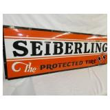 VIEW 2 LEFTSIDE PORC. SEIBERLING TIRE SIGN