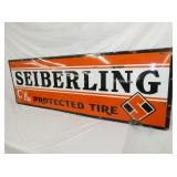 VIEW 3 RIGHTSIDE PORC. SEIBERLING TIRES SIGN