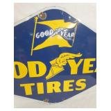 VIEW 3 CENTER W/ GOODYEAR FLAG