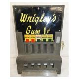 11X16 WRIGLEYS 1CENT GUM TRADE STIMULATOR