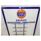 VIEW 2 CLOSEUP PORC. GULFLEX REGISTERED SIGN