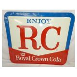 45X50 RC COLA BUBBLE EMB. SIGN