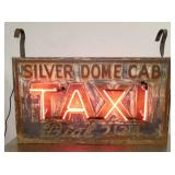 24X42 TAXI NEON CAN SIGN