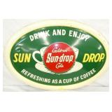 28X42 BUBBLE EMB. SUNDROP SIGN