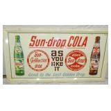 36X69 EMB. SUNDROP COLA SIGN