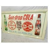 VIEW 3 RIGHTSIDE SUNDROP COLA SIGN