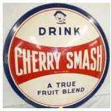 34IN EMB. CHERRY SMASH SIGN