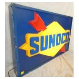 VIEW 2 LEFTSIDE EMB. SUNOCO SIGN