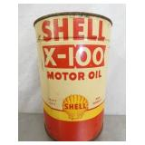 X100 1G. NOS SHELL CAN